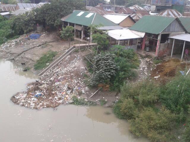 হিলশামারী নদী