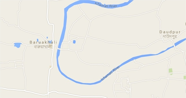 বাড়ুয়াখালী, Baruakhali, Nawabganj