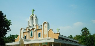 Boxonogor New Church, নবাবগঞ্জ