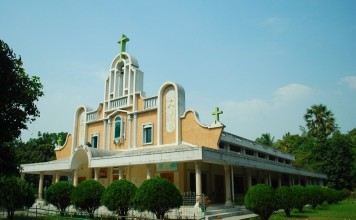 Boxonogor New Church, নবাবগঞ্জ