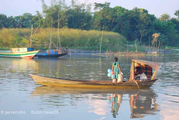 ইছামতি নদী, নবাবগঞ্জ