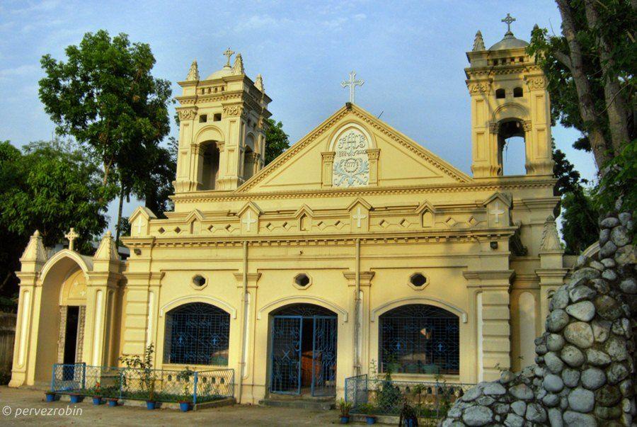 Queen's Holy Rosary Church, নবাবগঞ্জ