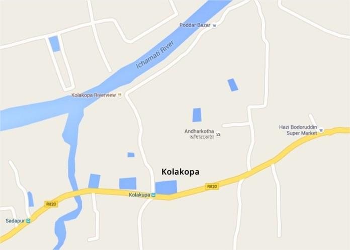 Kolakopa, Nawabganj, Dhaka, কলাকোপা, নবাবগঞ্জ, ঢাকা