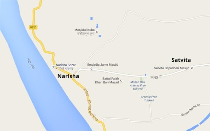 Narisha-Satvita, সাতভিটা, দোহার, ঢাকা, Dohar, Dhaka