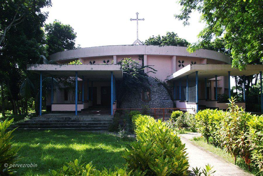 ফাতেমা রাণীর গীর্জা, সোনাবাঁজু, নবাবগঞ্জ