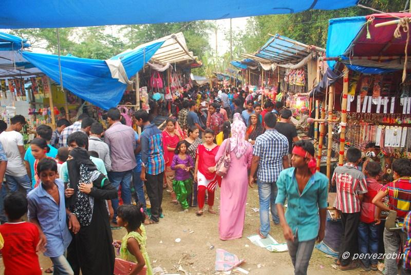 তুইতাল মেলা, নবাবগঞ্জ