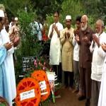 পল্লীকবি জসীমউদদীনের ৪০তম মৃত্যুবার্ষিকী পালিত
