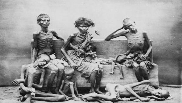 বৃহত্তর বাংলা ও ভারতে ব্রিটিশ শাসকদের সুপরিকল্পিত গণহত্যা