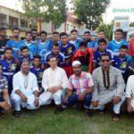 ঈদ পূনর্মিলনী প্রীতি ফুটবল ম্যাচে কুসুমহাটি জয়ী