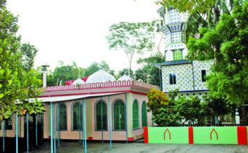 ভাঙা মসজিদ