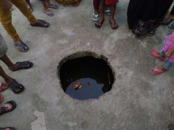 ১৩ ঘণ্টা পর পানির ট্যাংকে মিলল নবাবগঞ্জের বিদ্যুৎ কর্মকর্তার সন্তানের লাশ