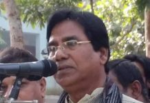 দোহারে সড়ক পরিদর্শনে জেলা পরিষদ চেয়ারম্যান মাহবুবুর রহমান