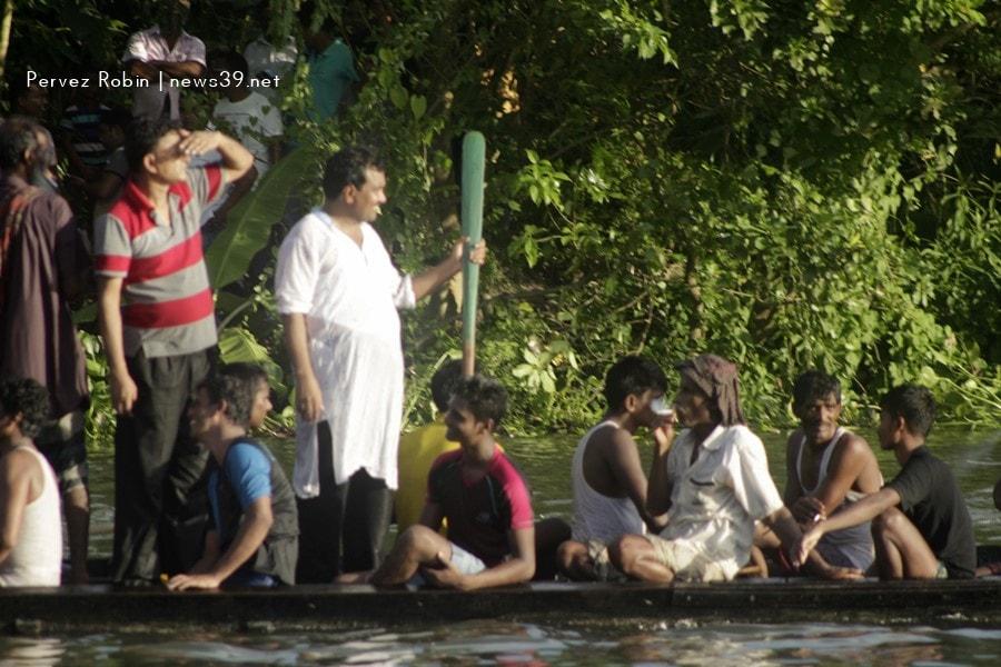 দাউদপুরের নৌকা বাইচ ২০১৭