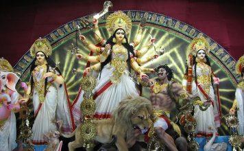 দোহার-নবাবগঞ্জে শান্তিপূর্ণ ও সুশৃঙ্খল পরিবেশে দূর্গাপূজা সম্পন্ন