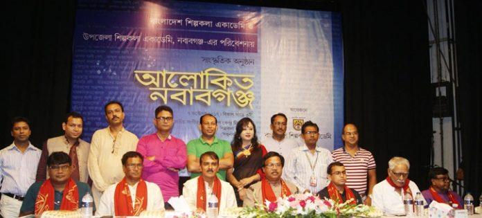 শিগগির হচ্ছে ঢাকা জেলা শিল্পকলা একাডেমি