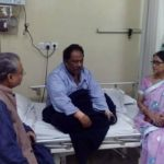 নিবিড় পর্যবেক্ষনে নির্মল রঞ্জন গুহ