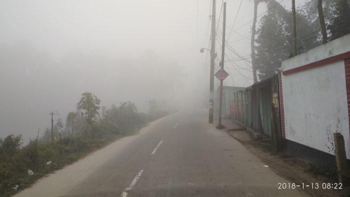 ঠান্ডায় দোহার-নবাবগঞ্জের জনজীবন বিপর্যস্ত