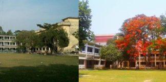 জয়পাড়া কলেজ ও পদ্মা কলেজের দ্বন্দ্ব