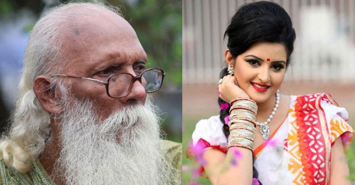 পরীমনি আমাদের সুচিত্রা সেন : নির্মলেন্দু গুণ