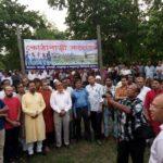 কোঠাবাড়ী কলেজের ভিত্তি প্রস্থর স্থাপন: দোহারের শিক্ষাঙ্গণে নতুন ঠিকানা