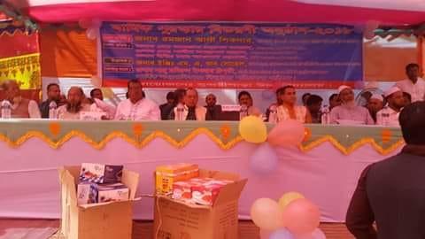 সুন্দরীপাড়া উচ্চ বিদ্যালয়ে বার্ষিক পুরস্কার বিতরণী অনুষ্ঠান