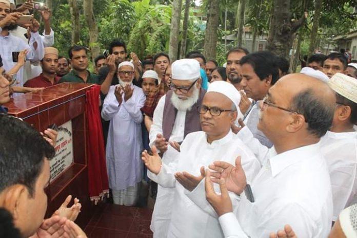 দোহারে মডেল মসজিদ