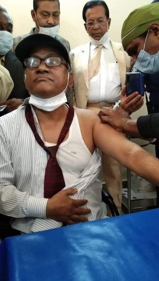 দোহার-নবাবগঞ্জ করোনা টিকাদান কার্যক্রম শুরু
