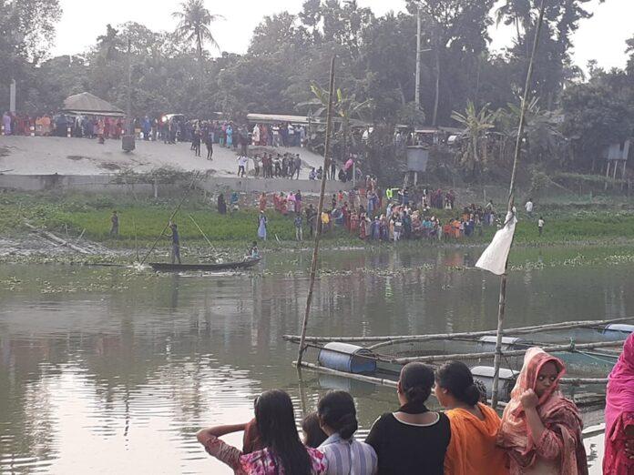নবাবগঞ্জে নদীতে ডুবে কলেজ ছাত্রের মৃত্যু