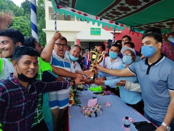দোহারে বঙ্গবন্ধু শেখ মুজিবুর রহমান জাতীয় গোল্ডকাপ ফুটবল টুর্নামেন্টের ফাইনাল অনুষ্ঠিত